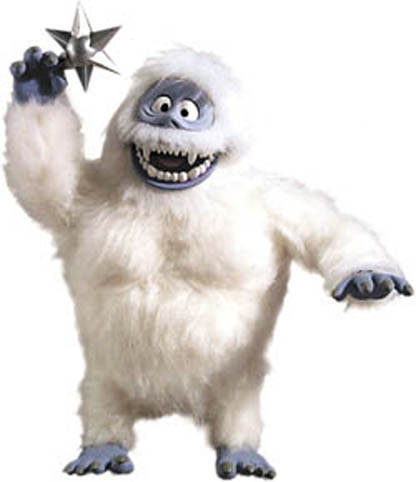 Abominable Snowman Chic Life Sucks In A Strapless Bra